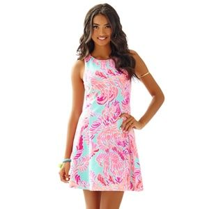 Lilly Pulizter Cove Shift Dress - L (NWT)